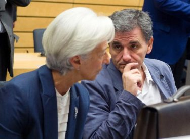 Evrogrupa za Grčku: Isplata prinosa na obveznice, prevremena otplata MMF-a