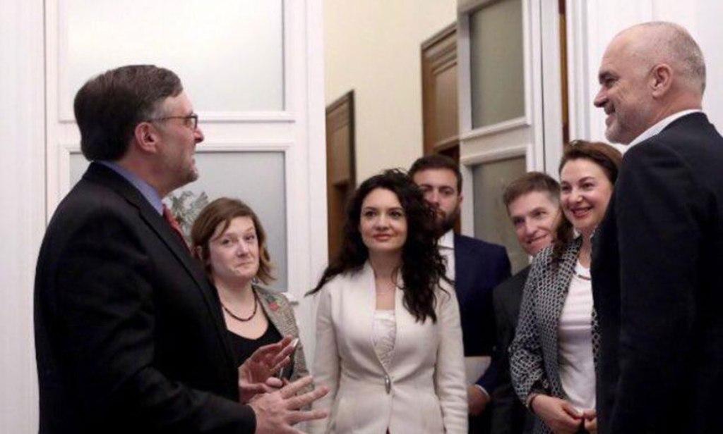 Albanski premijer Rama sastao se sa visokim američkim funkcionerom