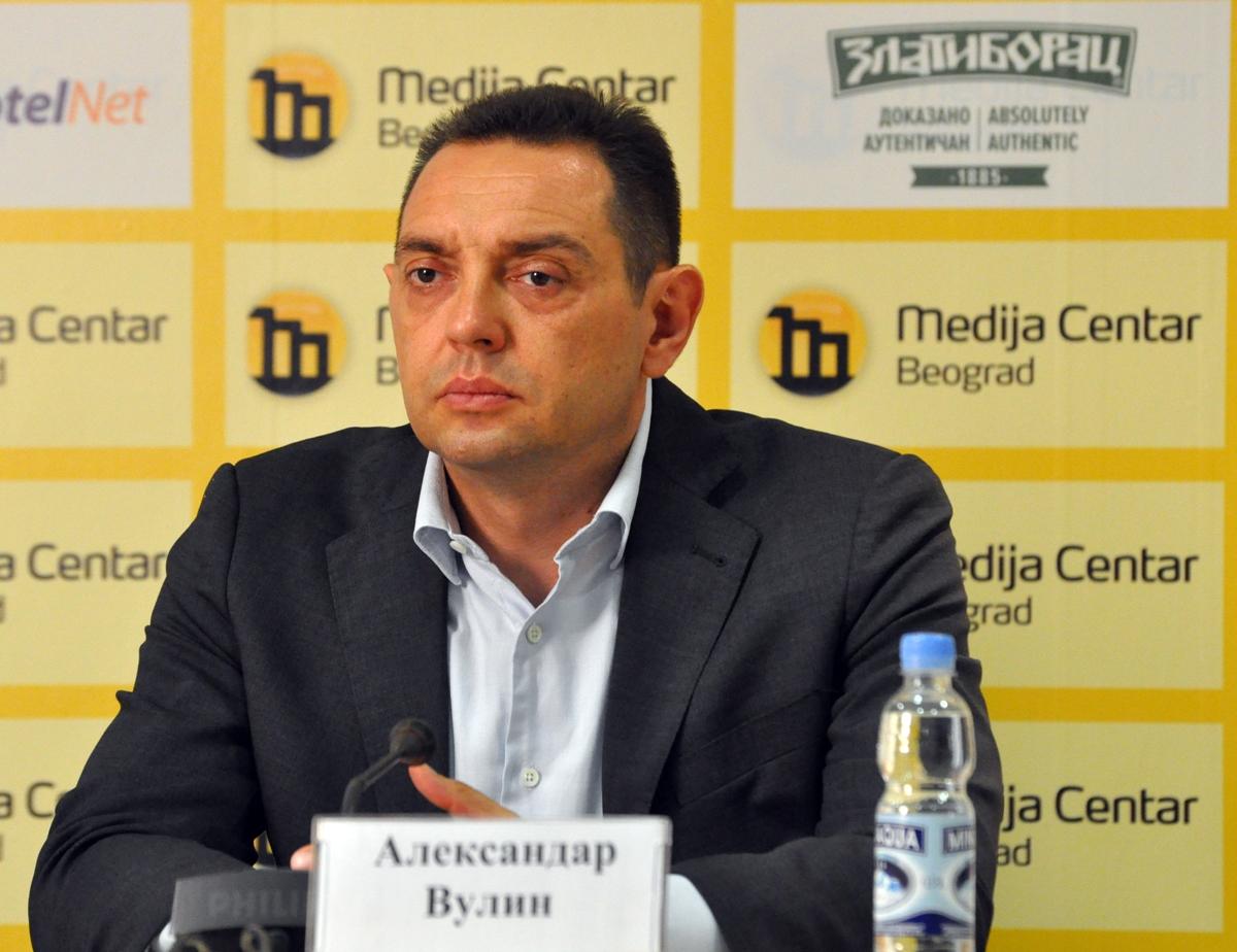 Velika Albanija je pred nama, kaže Vulin