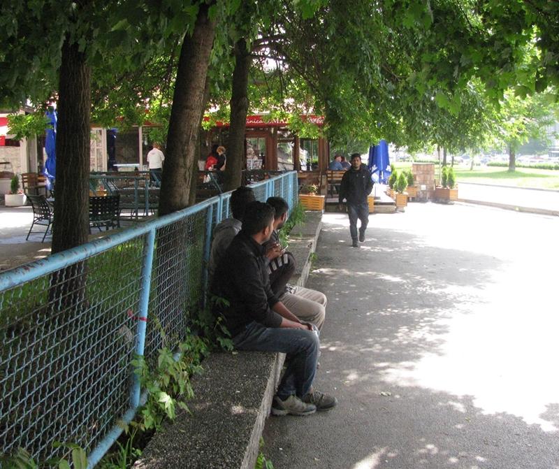 """Reka migranata i dalje """"protiče"""" kroz Bosnu i Hercegovinu"""