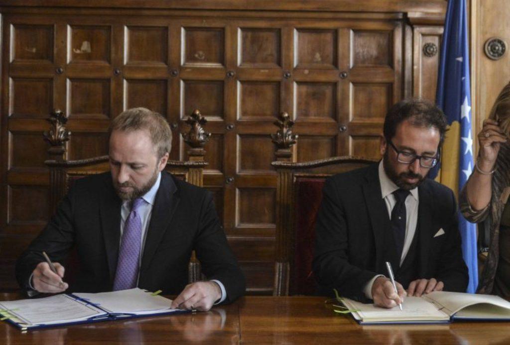 Italija je ključni partner Kosova u borbi protiv kriminala