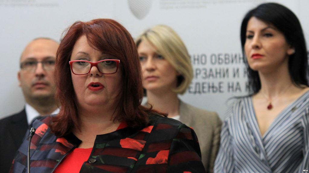 Severna Makedonija: Glavni tužilac kaže da je niko ne može otpustiti