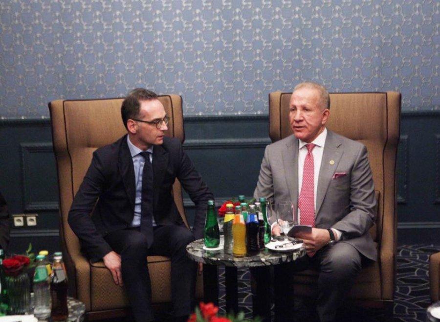 Nemačka je potvrdila svoju podršku liberalizaciji viza Kosovu, kaže Pacolli