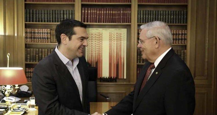 Energija glavna tema sastanka Tsipras – Menendez