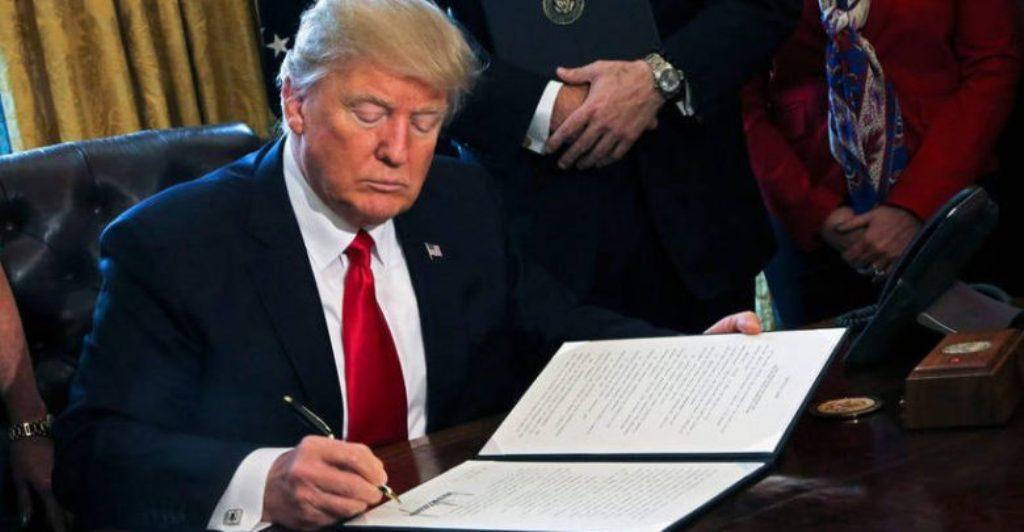 Predsednik Trump predao Senatu protokol o pristupanju Severne Makedonije NATO-u