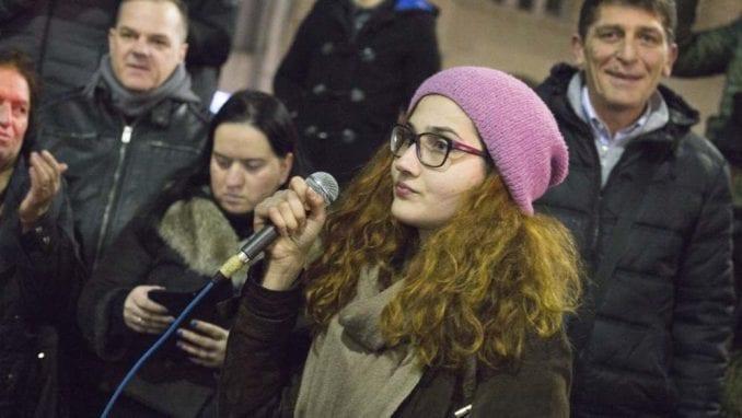 Manje ljudi na protestima u Srbiji «nije razlog za zabrinutost»
