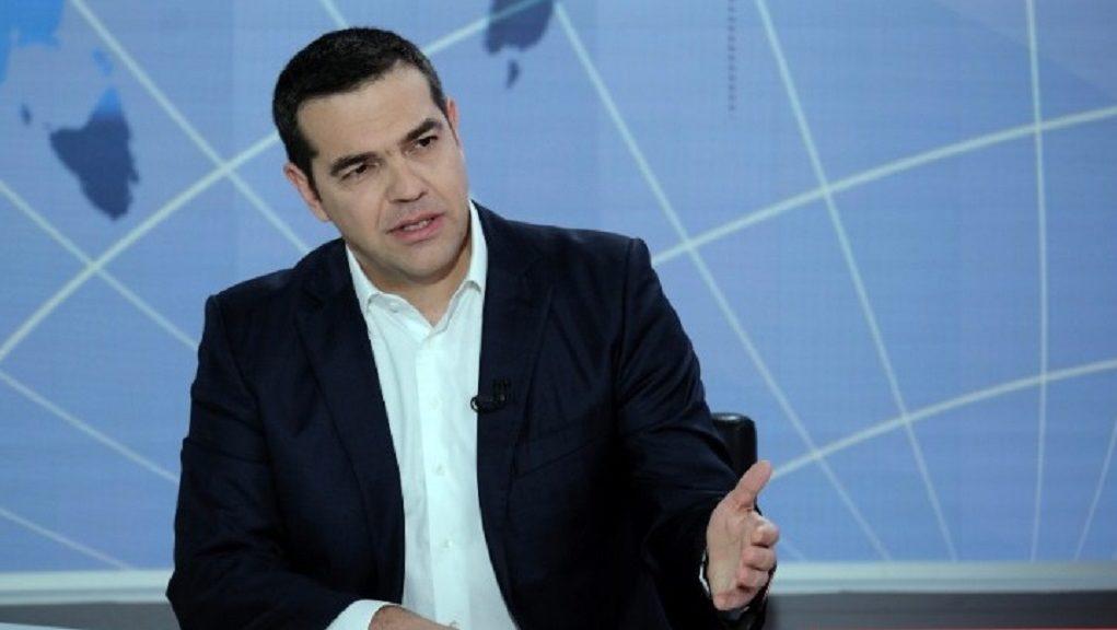 Tsipras samouveren pred Evropske izbore 26. maja