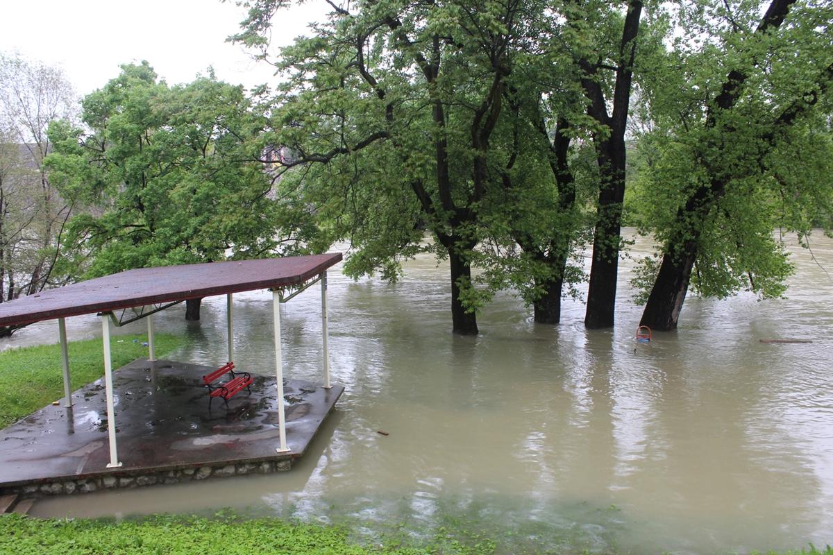 Poplave u Bosni i Hercegovini, drugi put u pet godina