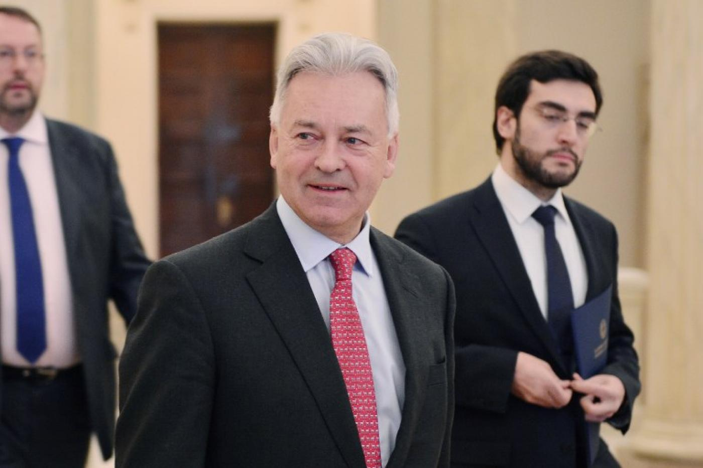 Nakon izjave Alana Duncana o Ekskluzivnoj ekonomskoj zoni Kipra izbila kriza između Kipra i Velike Britanije