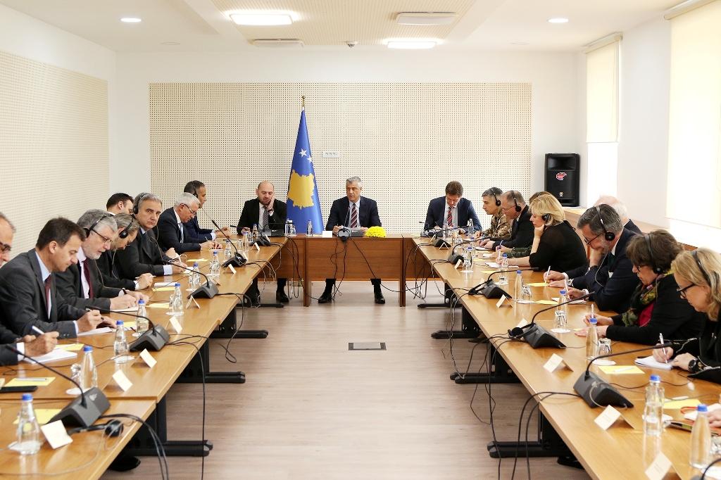 Kosovski predsednik Tači očekuje više od samita u Parizu