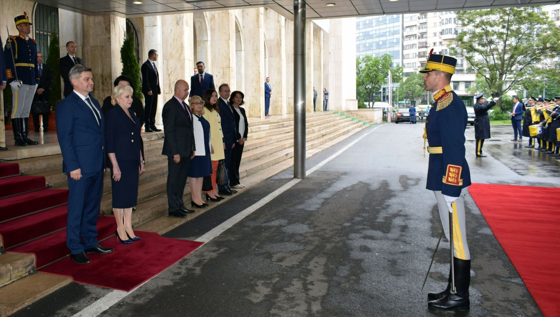 Predsedavajući Saveta ministara BiH Zvizdić u Bukureštu