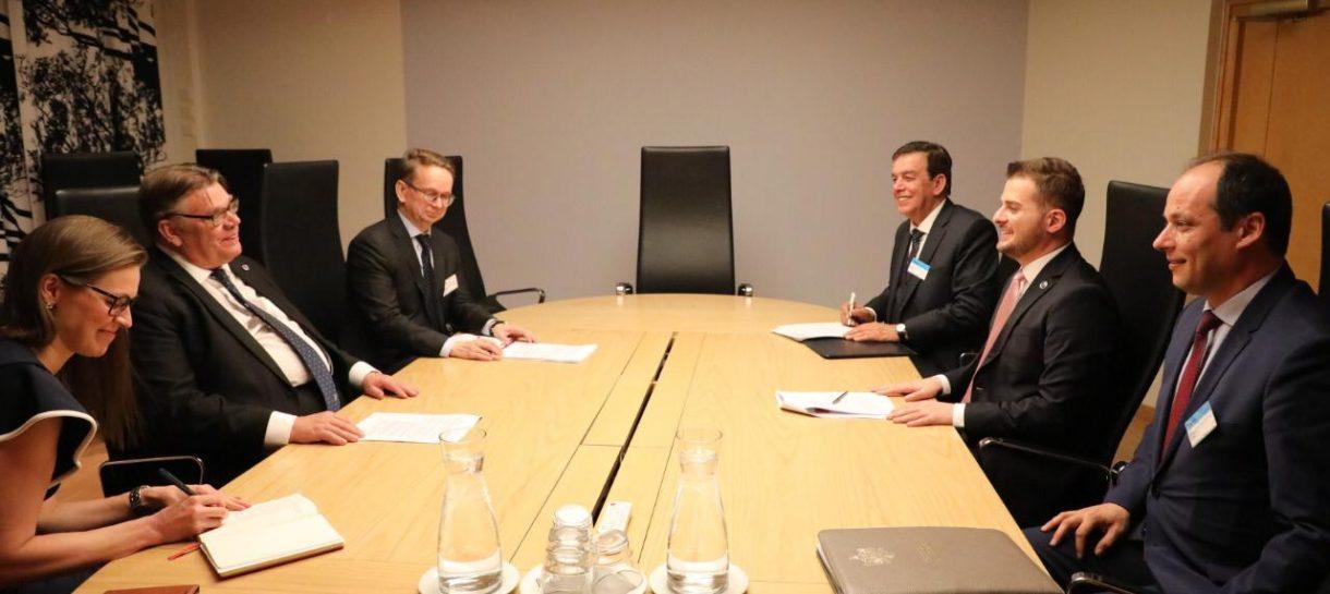 Finska podržava početak pristupnih pregovora za Albaniju