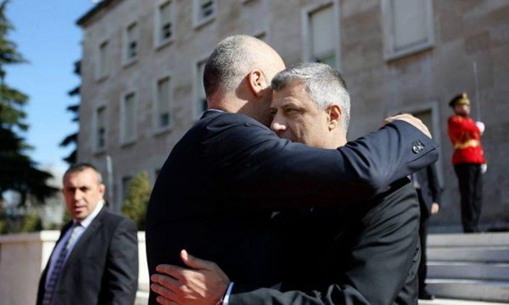 Kosovo i Albanija moraju raditi na većem jedinstvu, kaže Tači