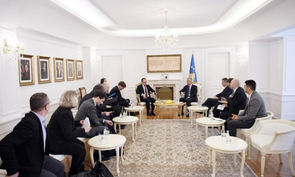 Dijalog sa Srbijom mora biti bezuslovan, kaže kosovski predsednik Tači