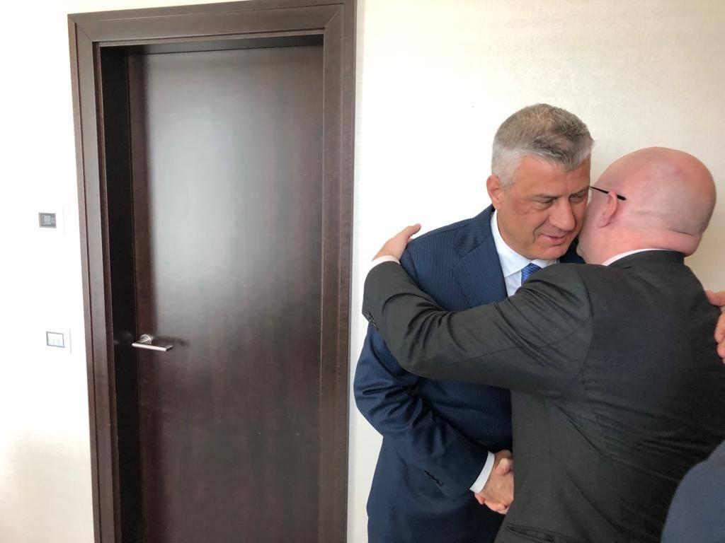 Sporazum sa Srbijom je težak, ali ne i nemoguć, kaže kosovski predsednik Tači