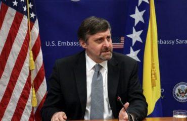 Palmer poziva Prištinu i Beograd da nastave dijalog