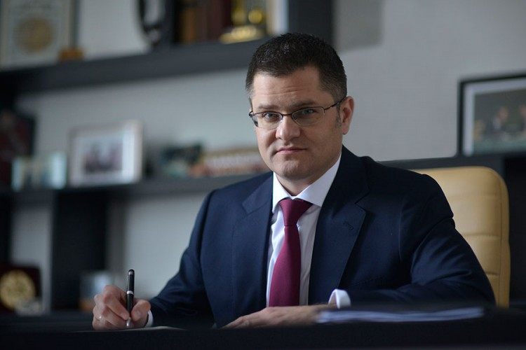 """Jeremić i Tadić protiv """"servilnog"""" rešenja za Kosovo"""