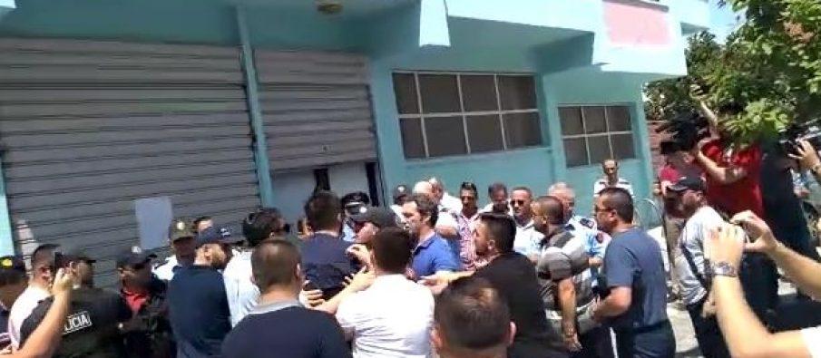 Sabotiranje izborne infrastrukture u oblastima kojima vlada opozicija u Albaniji