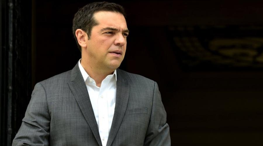 """Tsipras: """"Preduzeća i radnici su trebali dobiti podršku daleko ranije kako bi se izbegao strelovit rast nezaposlenosti"""""""