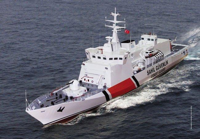 Turska obalska straža će raditi na Kipru sa obalskom stražom kiparskih Turaka