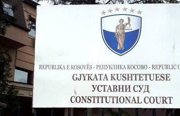 Kosovo: Ustavni sud ukida pregovarački tim zadužen za razgovore sa Srbijom