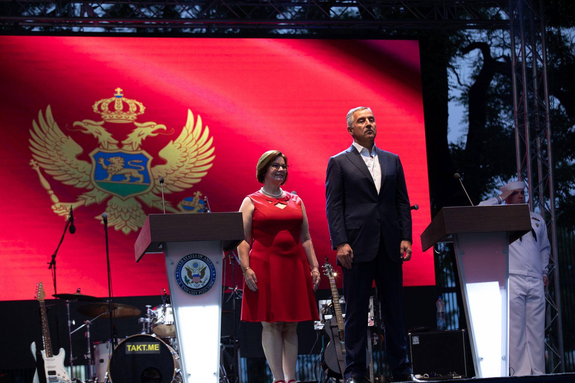 SAD i Crna Gora sarađuju na mnogim poljima