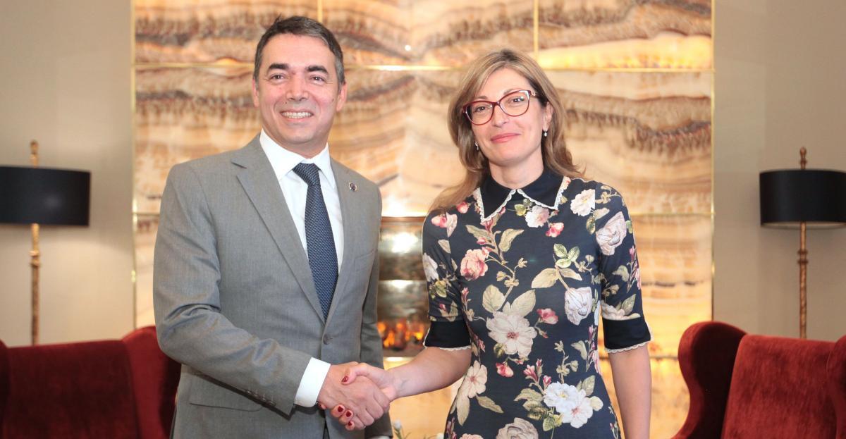 Ministri spoljnih poslova Bugarske, Severne Makedonije pozivaju istoričare da finaliziraju rad o zajedničkoj istoriji