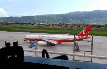 Dolazak turskog predsednika Erdogana u Sarajevo obeležen incidentom
