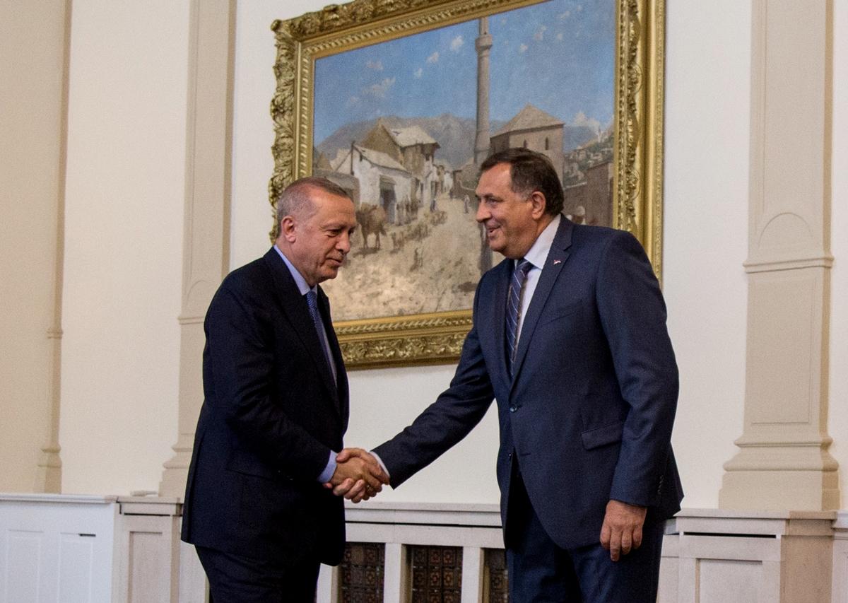 Turska traži izručenje gulenista iz BiH
