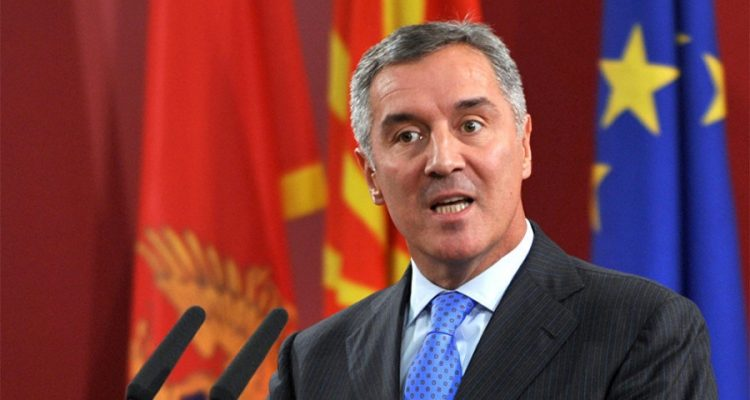 Đukanović još uvek najpopularniji u Crnoj Gori
