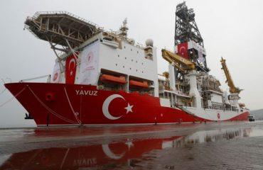 SAD tursko bušenje u Karpaziji nazivaju provokativnim korakom
