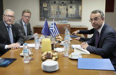 Grčki ministar finansija razgovarao sa šefom ESM-a o smanjenju poreza i reformama