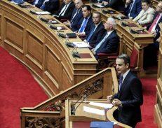 Prva bitka novog parlamenta kulminira večeras
