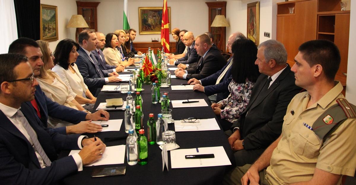 Bugarska i Severna Makedonija potpisale sporazum o borbi protiv trgovine ljudima