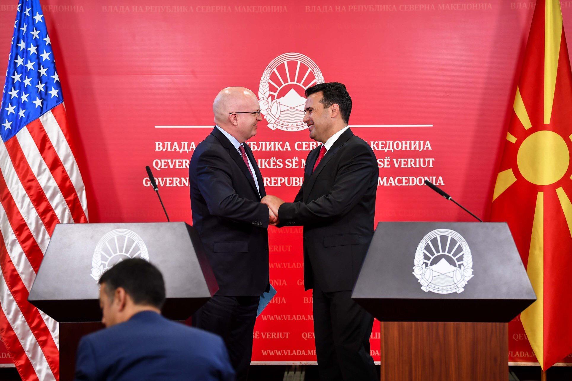 Premijer Severne Makedonije Zaev očekuje razgovore o pristupanju u oktobru