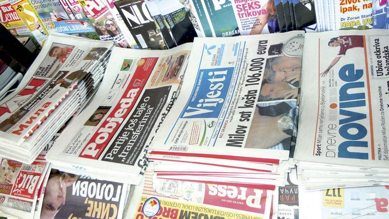 Rasprava o samoregulacionom telu za medije u Crnoj Gori
