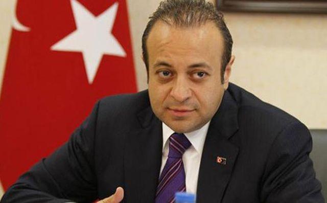 """Egemen Bagıs: """"Ili rešiti kiparski problem ili preći na rešenje dve države pre Izraela i Palestine"""""""