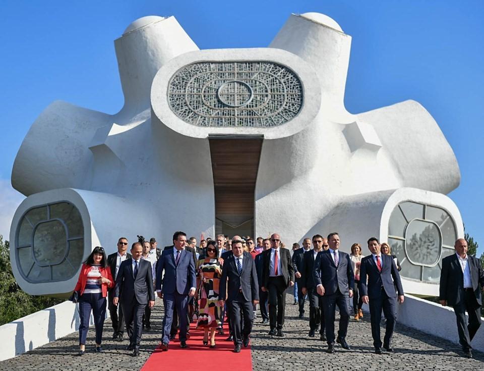 Praznik Ilinden u Severnoj Makedoniji, državni lideri pozivaju na jedinstvo