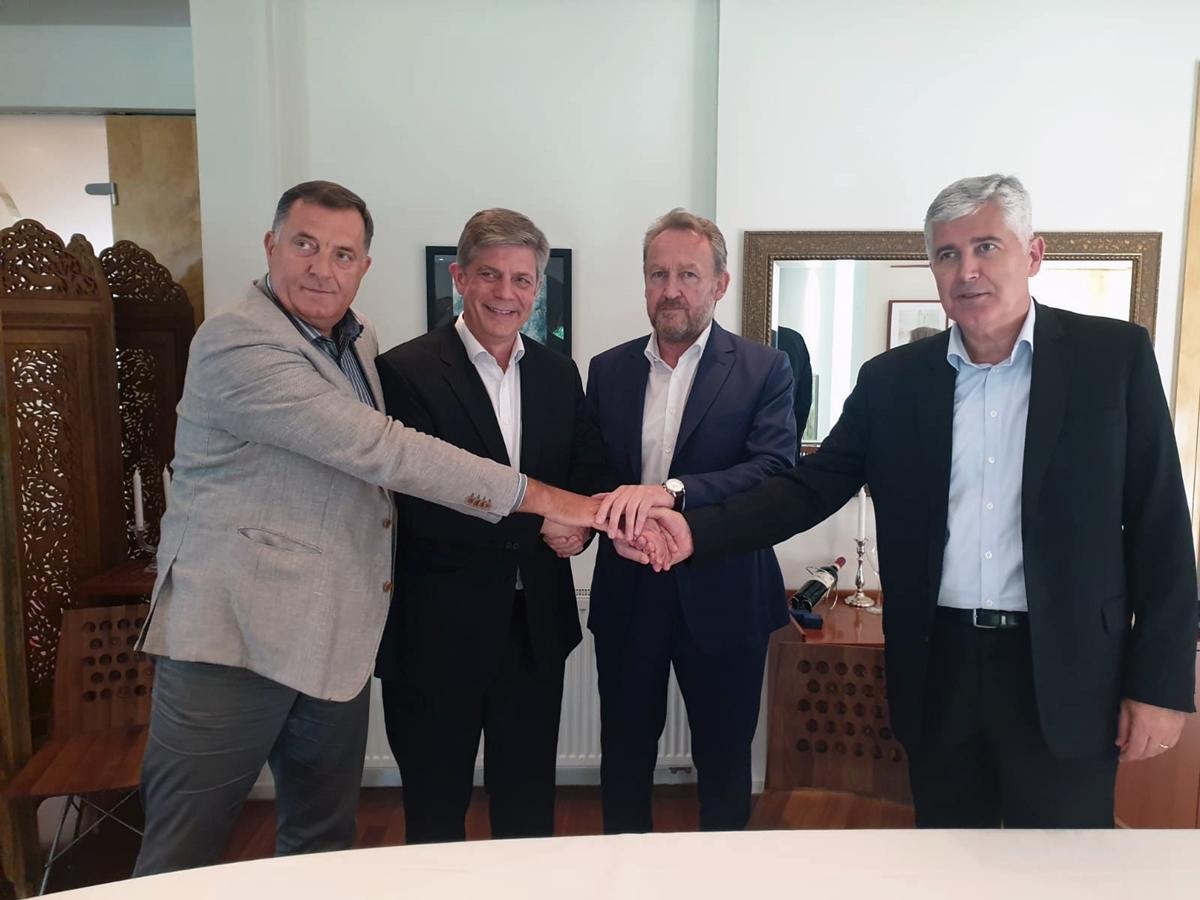 Sporazum potpisan, implementacija u roku od 30 dana