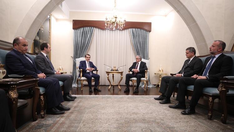 Turski ministar energetike sastao se sa Akincijem