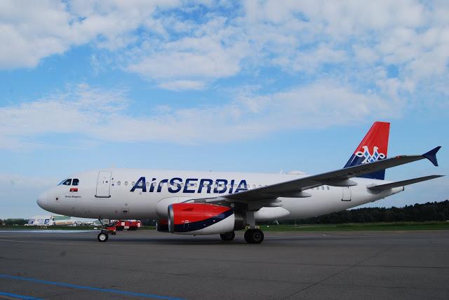 Air Serbia povećala je broj letova na relaciji Beograd – Tivat