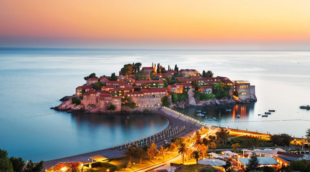 Crna Gora – Zvezda Mediterana