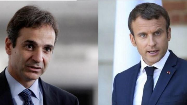Mitsotakis će Macronu predstaviti plan reformi