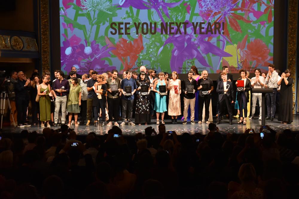 Završen 25. Sarajevo Film Festival