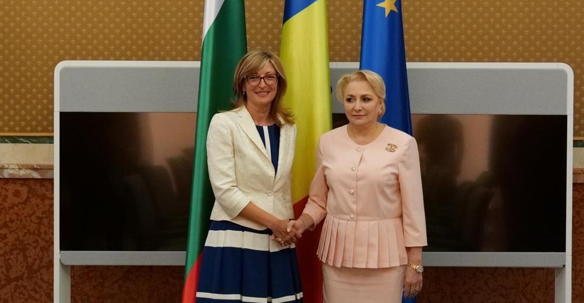 Zaharijeva: Bugarska i Rumunija su nedovoljno zastupljene u evropskoj spoljnoj politici