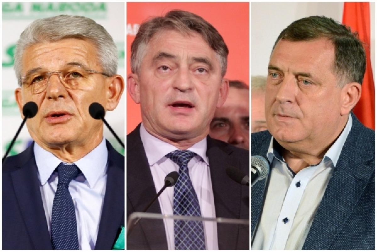 BiH: Kritike posete Milorada Dodika Zagrebu