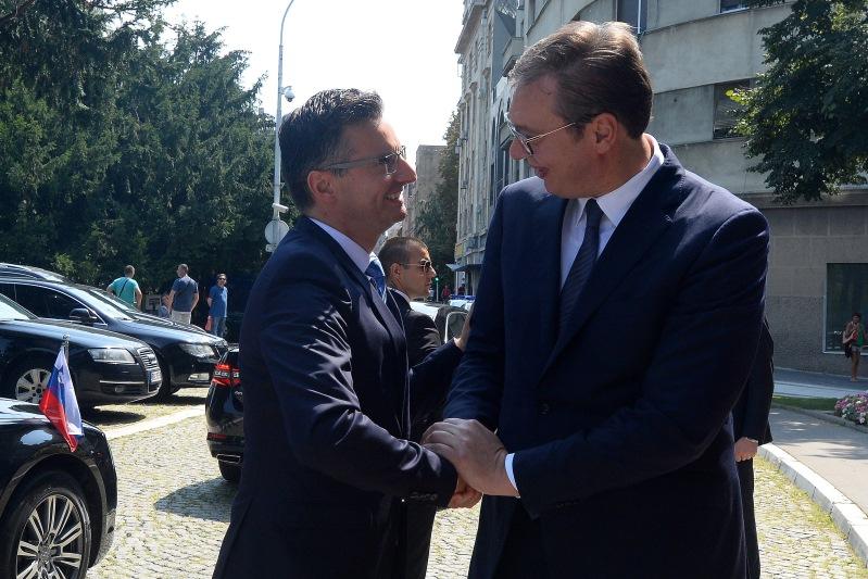 Slovenija podržava dijalog Beograd-Priština