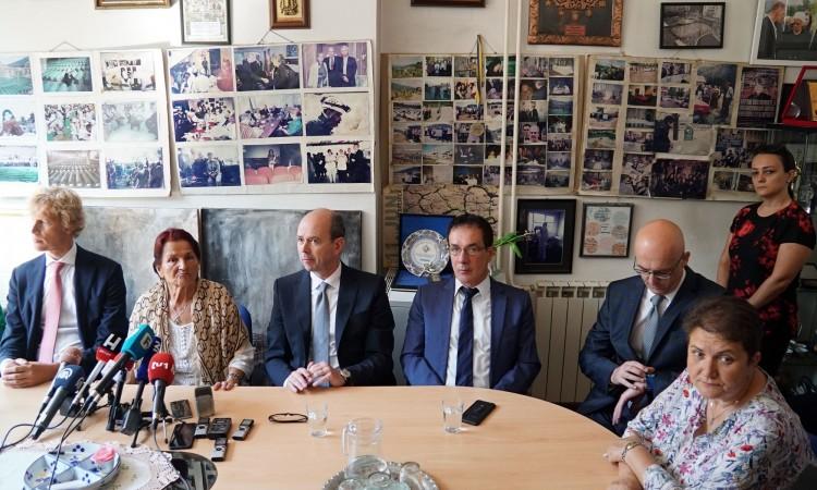 Organizacije žrtava iz Srebrenice traže pravdu u Strasbourgu