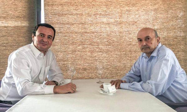 Kurti i Mustafa ponovo se sastali kako bi razgovarali o predizbornoj koaliciji