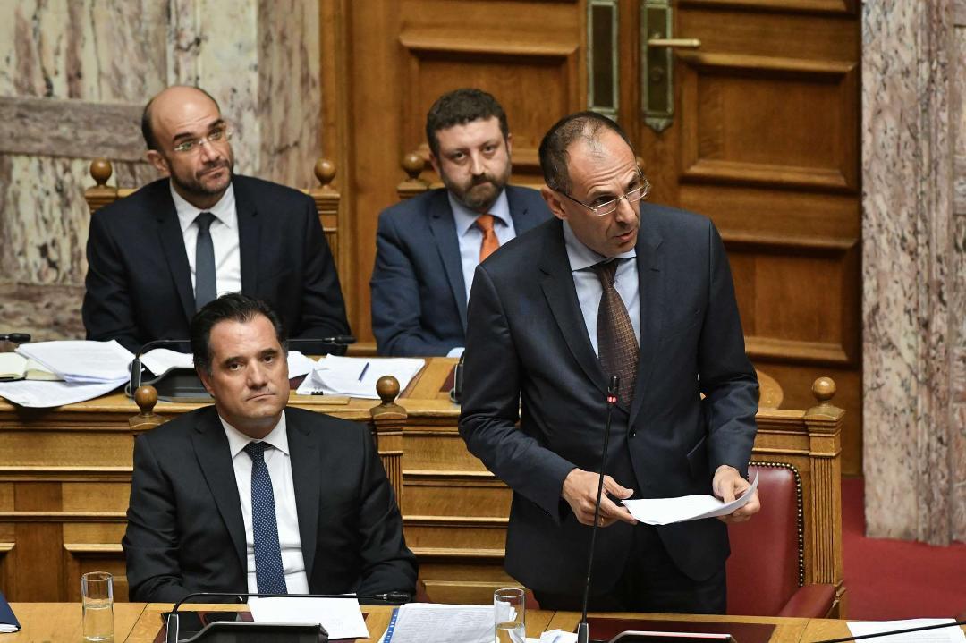 Opozicija u grčkom parlamentu napala vladajuću koaliciju zbog zakona o NIS-u